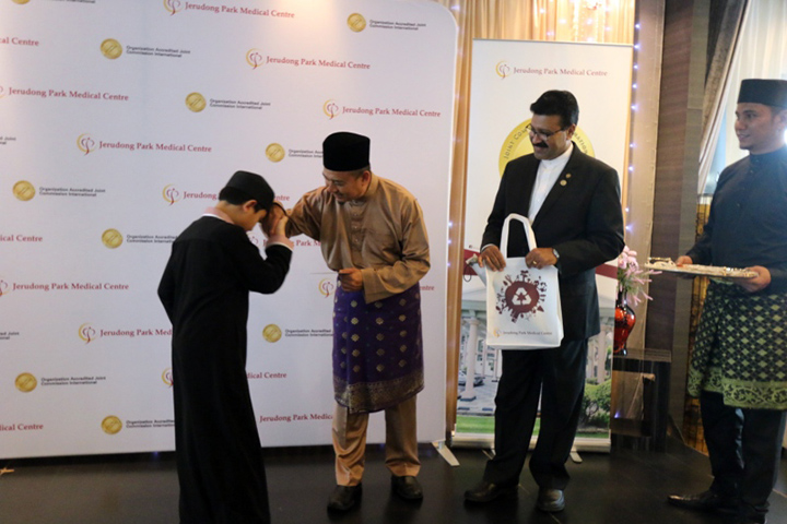Jerudong Park Medical Centre (JPMC) Breaks Fast with Learning Ladder Society