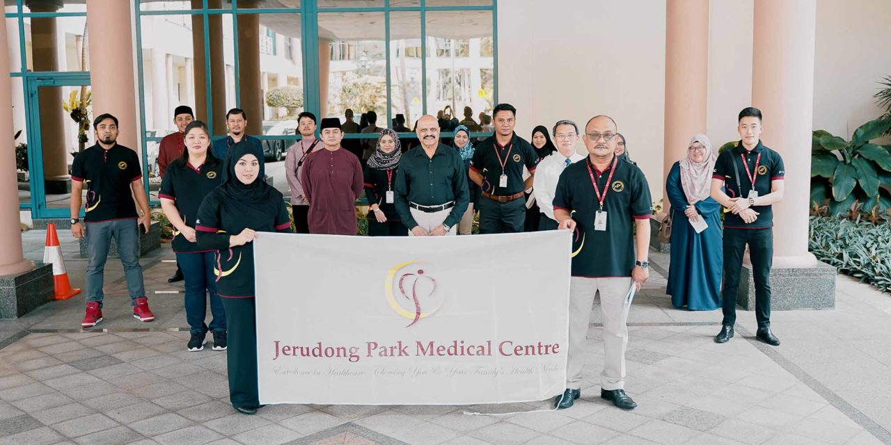 """JPMC """"Be Part of Their Smile"""" CSR Ramadhan Charity Drive"""