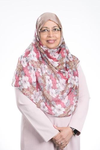 Dr Hashmet Parveen