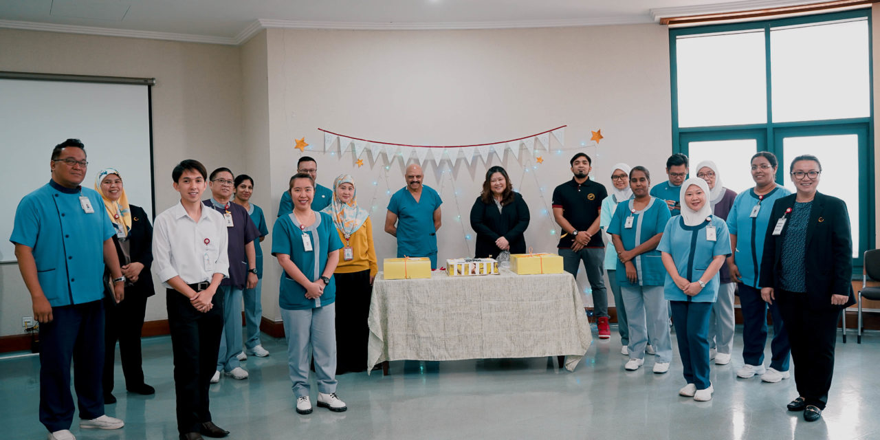 """JPMC Embraces the """"Year of the Nurse"""""""