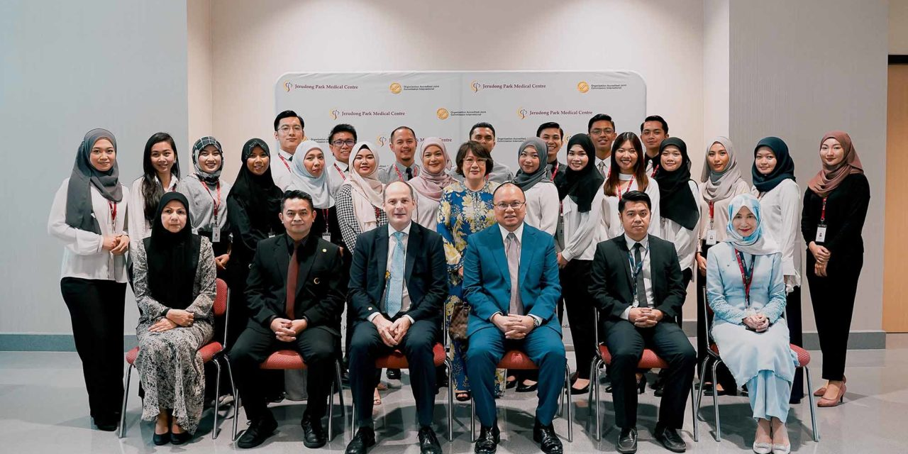 Jerudong Park Medical Centre Patient Ambassador