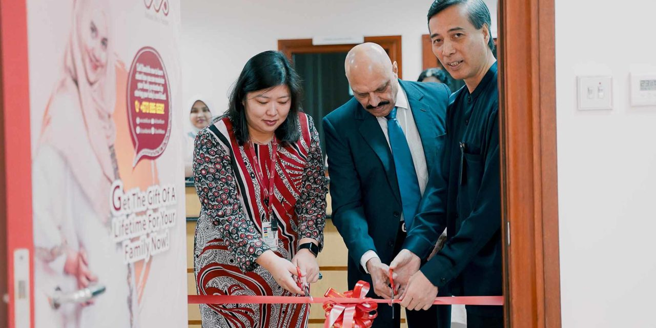 Stemlife Berhad Opens Stem Cell Banking Resource Centre in JPMC