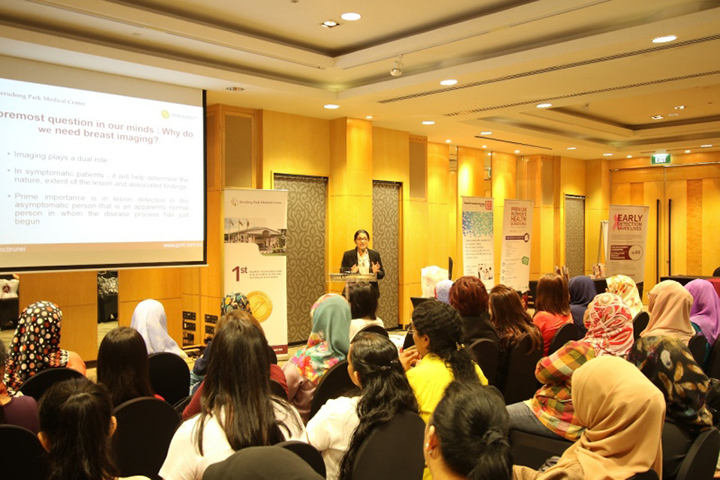 The Jerudong Park Medical Centre And Goodlife Financial Planning Hosts Health Talk