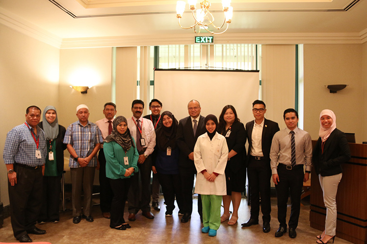i-Ready Apprentices Successfully Convert to Full-Time Staff by Jerudong Park MEdical Centre
