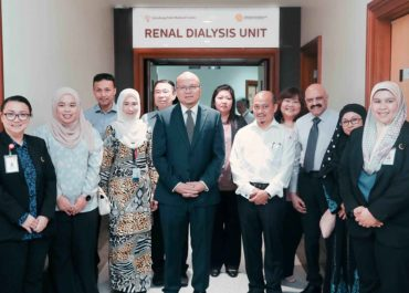 Soft Launch of JPMC Renal Dialysis Unit