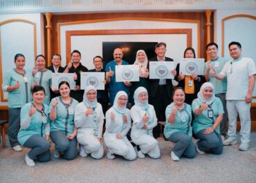 Jerudong Park Medical Centre Assisting to Further Protect the Country from COVID-19