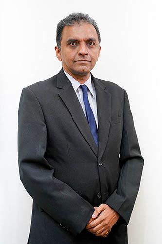 Dr Jayakrishnan K Pisharam